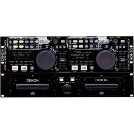 """DENON DN-D9000 DOPPIO LETTORE CD PRO STD RACK 19"""""""
