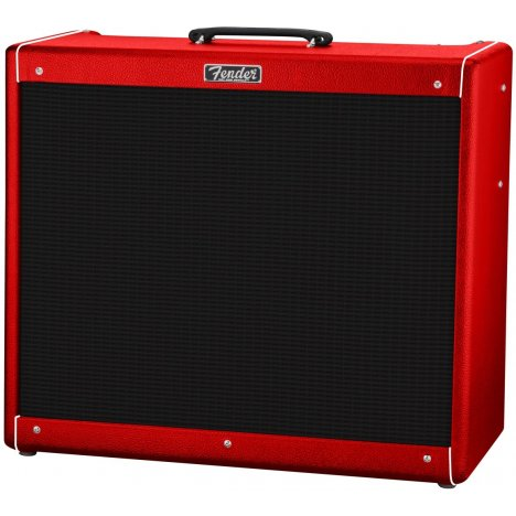 FENDER HOT ROD DEVILLE 212 III RED