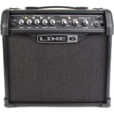 LINE6 SPIDER IV 15 COMBO 15W
