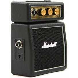 MARSHALL MS-2 MICRO AMPLIFICATORE BLACK