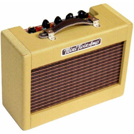 FENDER MINI '57 TWIN AMP