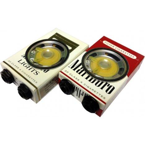SMOKEY AMP AMPLIFICATORE TASCABILE