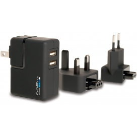 GOPRO WALL CHARGER CARICABATTERIE