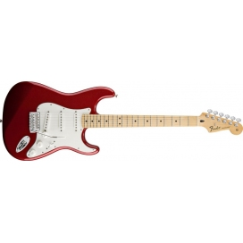 FENDER STRATOCASTER STD MN CANDY APPLE RED
