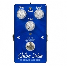 SUHR SHIBA RELOADED OVERDRIVE PEDAL