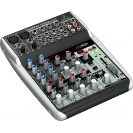 BEHRINGER Q1002USB MIXER 10 IN XENYX PREAMP CON USB