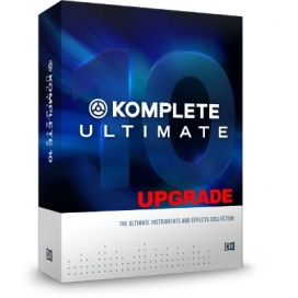 NATIVE INSTRUMENTS KOMPLETE 10 ULTIMATE UPGRADE