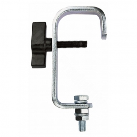 SHOWTEC HEAVY DUTY PIPE CLAMP SILVER 70109S