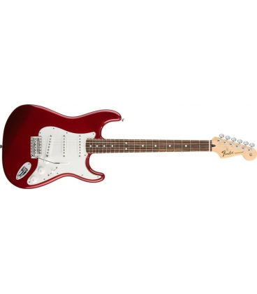 FENDER STRATOCASTER MEX STANDARD RW CANDY APPLE RED TINTED