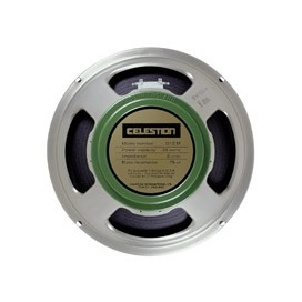 CELESTION G12M GREENBACK 8 OHMS 25W