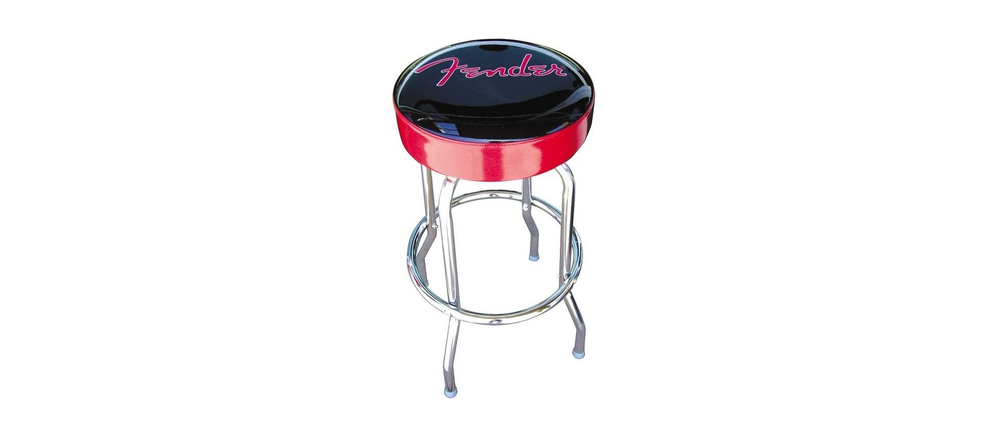 Fender logo bar stool 24: panche e sgabelli