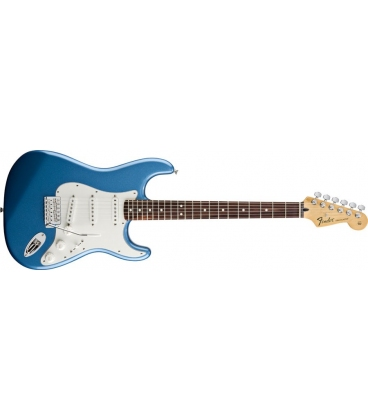 FENDER STRATOCASTER MEX STANDARD RW LAKE PLACID BLUE TINTED