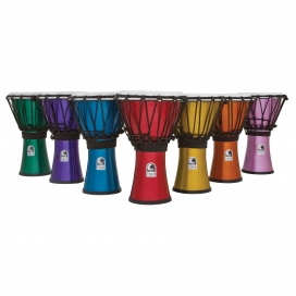 TOCA TFCDJ-7MS FREESTYLE DJEMBE ROPE TUNED
