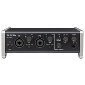 TASCAM US2X2 INTERFACCIA AUDIO/MIDI/USB 2IN 2 OUT USB2.0