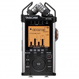 TASCAM DR44WL PORTABLE 4 TRACK DIGITAL RECORDER