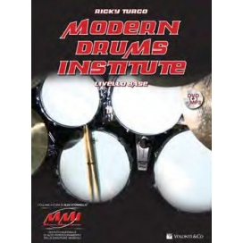 TURCO MODERN DRUMS INSTITUTE + DVD MB385