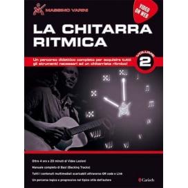 VARINI LA CHITARRA RITMICA VOL.2 VIDEO ON WEB ML3763