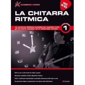 VARINI LA CHITARRA RITMICA VOL.1 VIDEO ON WEB ML3762