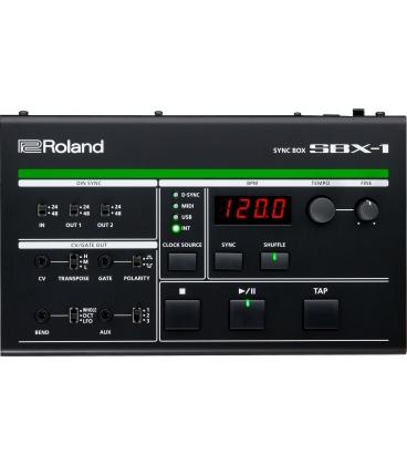 ROLAND SBX-1 SYNC BOX SERIE AYRA CV GATE/MIDI