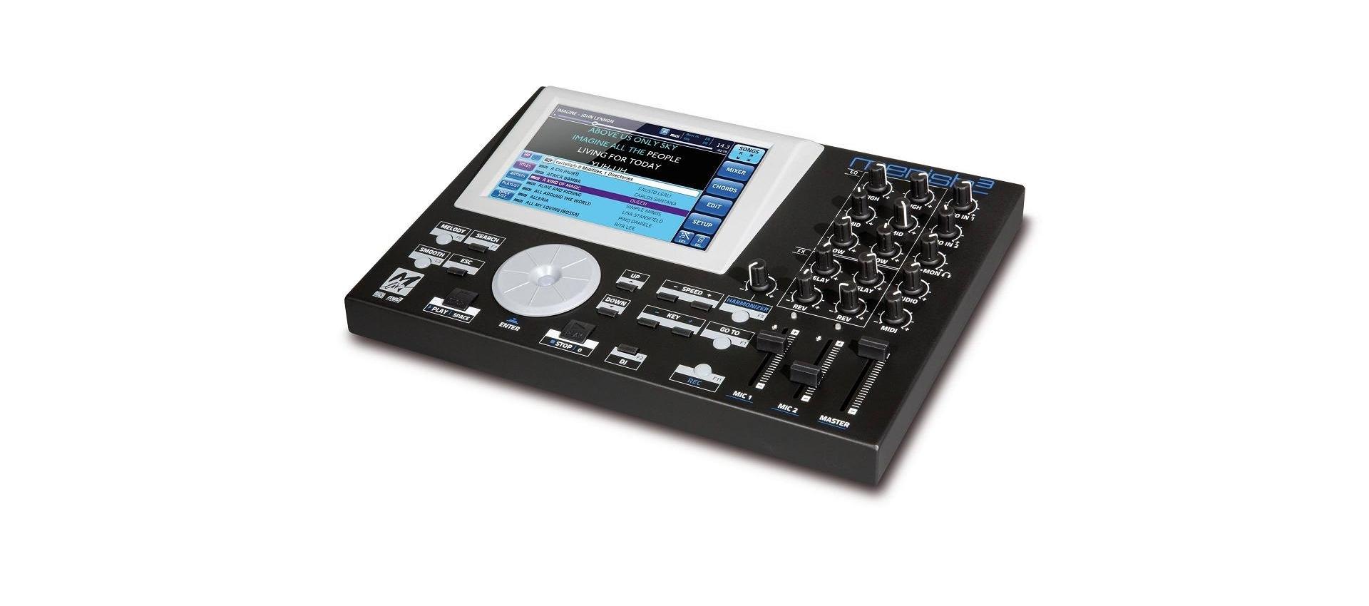 M-LIVE MERISH 3 MIDI MP3 PLAYER TOUCH SCREEN DISPLAY - LuckyMusic