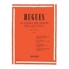 HUGUES LA SCUOLA DEL FLAUTO OP.51 - I GRADO