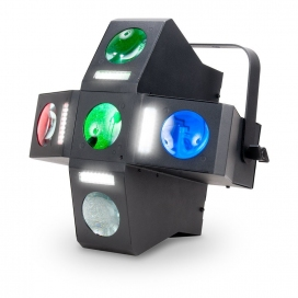 AMERICAN DJ MONSTER FUN DMX LED MOONFLOWER + STROBE LED