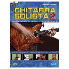 VARINI LA CHITARRA SOLISTA V.2 VIDEO ON WEB ML3741