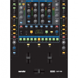 RANE SIXTY-TWO DJ MIXER SERATO DIRECT CONTROL
