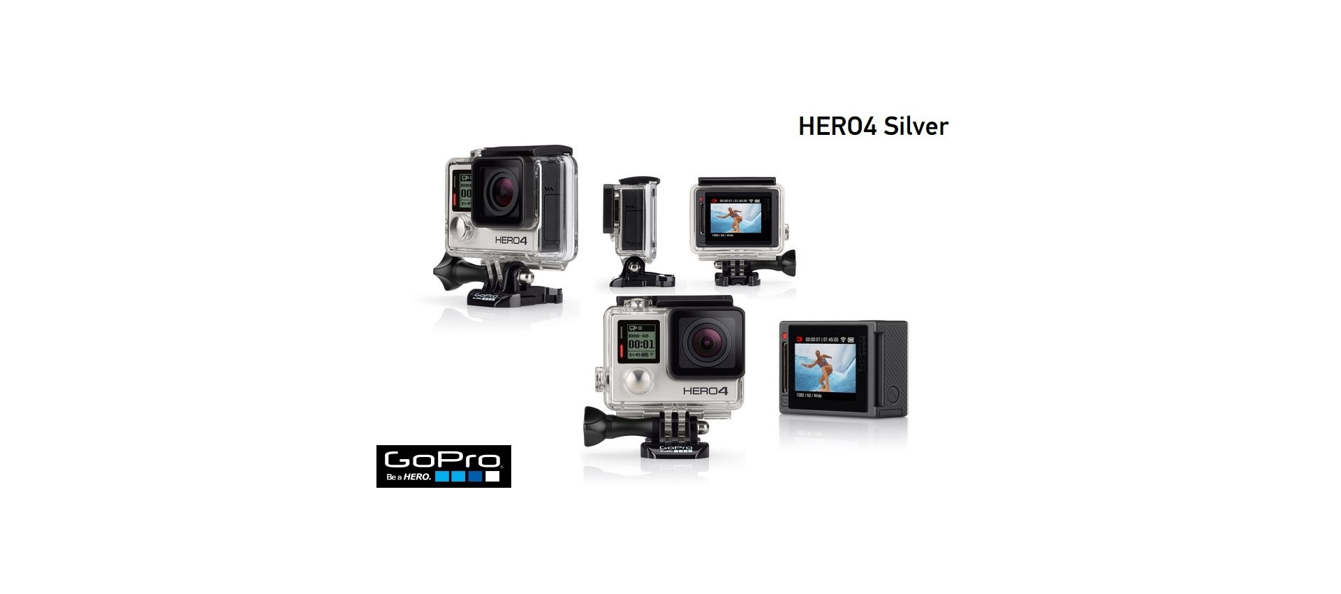 gopro hero 4 silver edition luckymusic. Black Bedroom Furniture Sets. Home Design Ideas