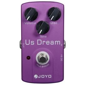 JOYO JF34 US DREAM RED - HIGH GAIN DISTORTION PEDAL
