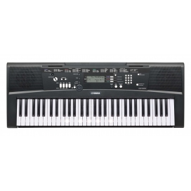 YAMAHA EZ-220 BLACK DIGITAL KEYBOARD