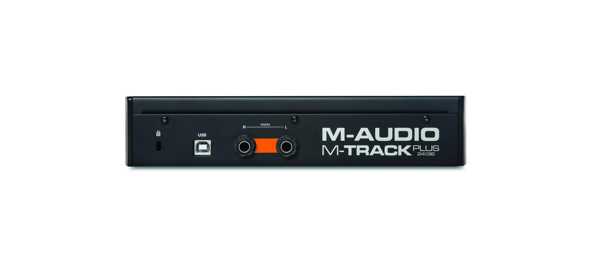 m audio m track drivers