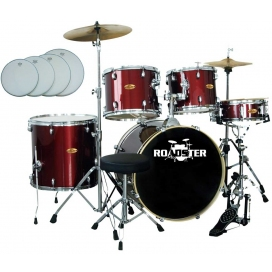 ROADSTER HIGHWAY WINE RED CON PELLI REMO