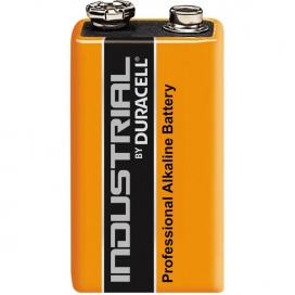 DURACELL PROCELL INDUSTRIAL 9V