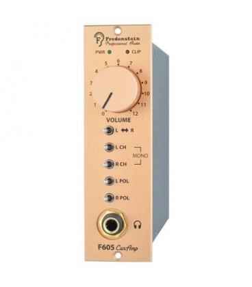 FREDENSTEIN F605 HEADPHONE AMPLIFIER 500 SERIES