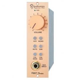 FREDENSTEIN F607 MONITOR CONTROLLER 500 SERIES