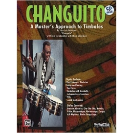 CHANGUITO MASTER APPROACH TO TIMBALES + CD