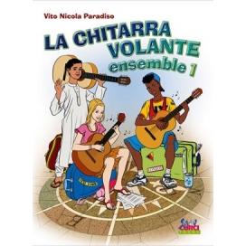 PARADISO LA CHITARRA VOLANTE ENSEMBLE 1