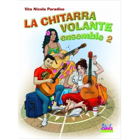 PARADISO LA CHITARRA VOLANTE ENSEMBLE 2