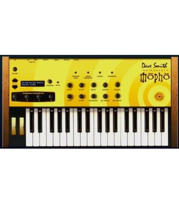dave smith mopho keyboard sintetizzatori. Black Bedroom Furniture Sets. Home Design Ideas