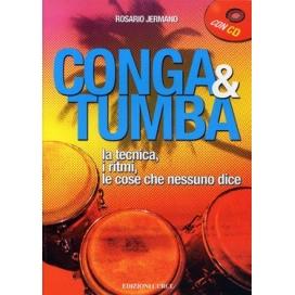 JERMANO CONGA E TUMBA + CD - EC011604