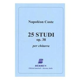 COSTE 25 STUDI OPERA 38