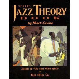 LEVINE THE JAZZ THEORY BOOK - EC020000