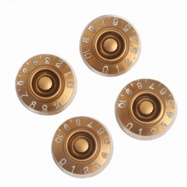 GIBSON PRSK-020 SPEED KNOBS GOLD 4PC