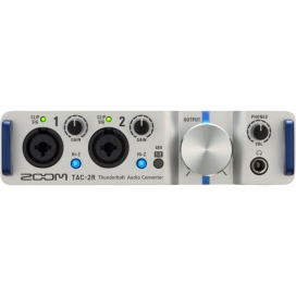 ZOOM TAC-2R THUNDERBOLT AUDIO CONVERTER RACK