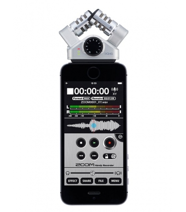 ZOOM iQ6 MICROFONO x iPOD/iPHONE/iPAD
