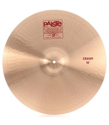 "PAISTE 2002 18"" CRASH"
