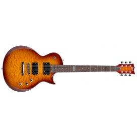 ESP LTD EC-100QM FCSB FADED CHERRY SUNBURST
