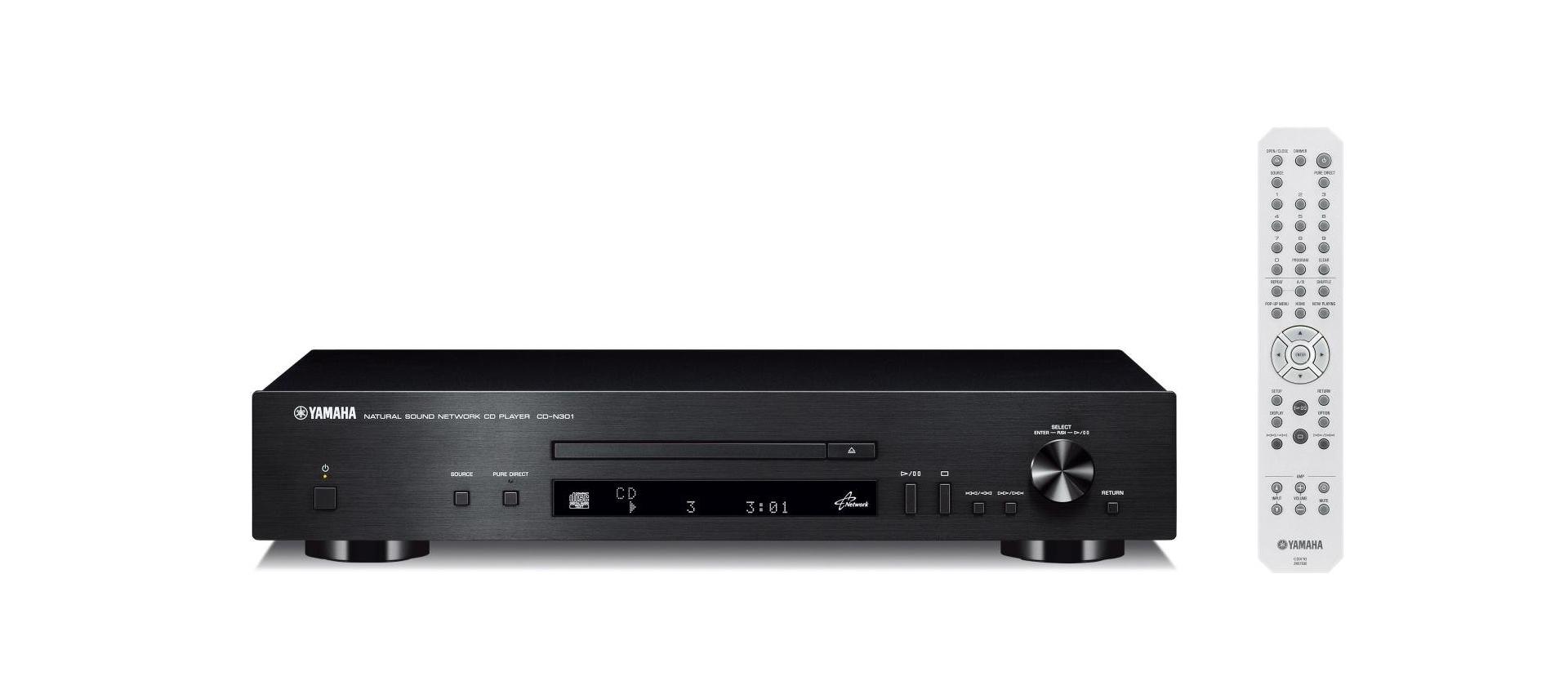 yamaha cdn301 cd player audio network luckymusic