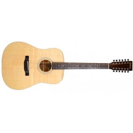 EASTMAN E6D 12 STRINGS MODEL ALL SOLID CUSTODIA DELUXE INCLUSA